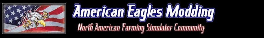 Americaneaglesmodding logo