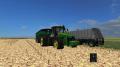 Do a little bit of corn harvesting