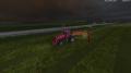 Windrow alfalfa for baling